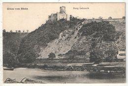 Gruss Vom Rhein - Burg Lahneck - Lahnstein