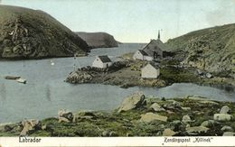 Canada, LABRADOR, Killinek Mission Station (1910s) Moravian Mission Postcard - Newfoundland And Labrador