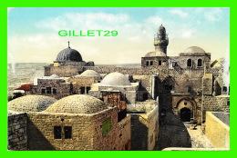 JERUSALEM, ISRAEL - TOMBEAU DE DAVID - FR. YESTER & CO - - Israel