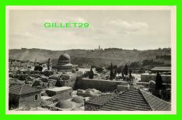 JERUSALEM, ISRAEL - THE TEMPLE AREA -  SIONS-VERLAG - - Israel