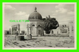 JÉRUSALEM, ISRAEL - VIEW FROM THE HARAMESH-SHERIF -  SIONS-VERLAG - - Israel