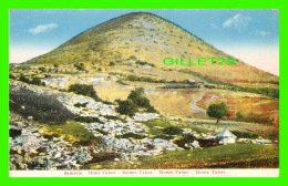 SAMARIE, ISRAEL - MONT TABOR - - Israel
