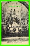 NAZARETH, (PALESTINE), ISRAEL - CRYPTE DE LA BASILIQUE DE JÉSUS ADOLESCENT, AUTEL DE LA SAINTE FAMILLE - - Israel