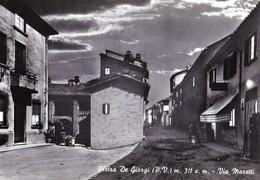 PIETRA DE GIORGI (PV) - VIA MORETTI - F/G - V: 1970 - Andere Steden
