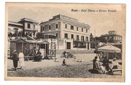 ITALIE - Lazio, ANZIO Hôtel Vittoria E Riviera Ponente (voir Descriptif) - Italie