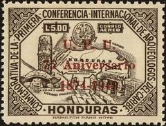 Honduras Scott #C186, 1951, Never Hinged - Honduras