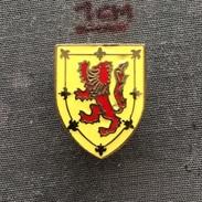 Badge (Pin) ZN006246 - Royal Arms Of Scotland - Badges