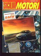 X SICILIA MOTORI 1/1991 SLALOM ENNA CONCA D'ORO RALLYSPRINT FITALIA MOTORSHOW - Motori