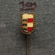 Badge (Pin) ZN006253 - Austria Carinthia War Victim Disability Association Kärntner Kriegsopfer U Behindertenverband KOV - Associations