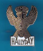 52724-Pin's.Johnny Hallyday.gemini.gemeaux..... - Celebrities