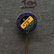 Badge (Pin) ZN006286 - Bowling Germany Kegel Club Fette Henne Eisnach - Bowling