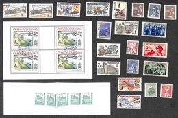 Ceskoslovensko - Nice Lot Of New/used Stamps (see Scans) (Lot 4) - Tchécoslovaquie