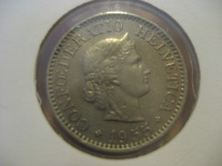 10 1955 SWITZERLAND Suisse Coin - Switzerland