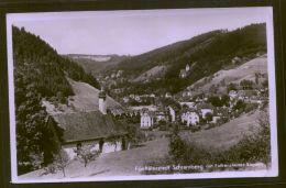 Foto-AK - Fünftälerstadt Schramberg Mit Falkensteiner Kapelle - Gelaufen Am 20.10.1937 - Schramberg