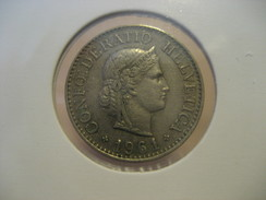 10 1961 SWITZERLAND Suisse Coin - Switzerland