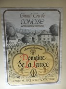6368 - Concise Domaine De La Lance Ancienne Chartreuse Suisse - Labels