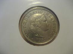 20 1987 SWITZERLAND Suisse Coin - Switzerland