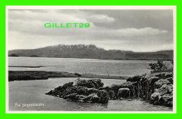 ICELAND - FRA PINGVALLAVATNI - MEO EINKARÉTTI, HELGI ARNASON - - Iceland