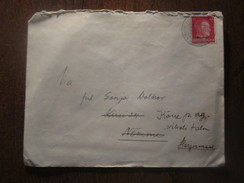 WWII 1942 ESTONIA Under GERMANY OSTLAND COVER - Allemagne