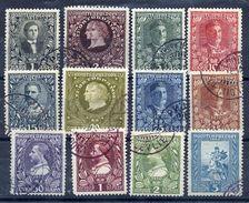 MONTENEGRO 1910 Kingdom Set, Fine Used (O) - Montenegro