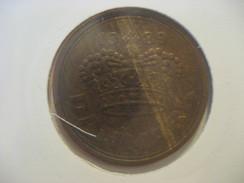 50 Ore 1989 DENMARK Danemark Coin - Denmark