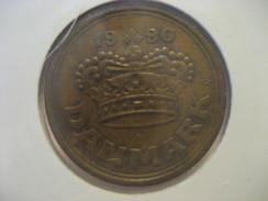 50 Ore 1990 DENMARK Danemark Coin - Denmark