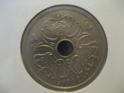 2 Kroner 1992 DENMARK Danemark Coin - Denmark