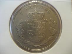 5 Kroner 1966 DENMARK Danemark Coin - Dinamarca