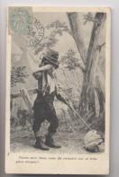 Jeune Garçon Et Baluchon - 1905 - Pauvre Mère - Votre Fils Reviendra Avec  De Belles Pièces D'argent - Fantasia