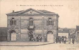 52 - HAUTE MARNE / Biesles - 52971 - Place De La Mairie - Autres Communes