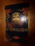1920 ? Spécimen étiquette De Vin De St - EMILION N° 119H  ,déposé, Imp. G.Jouneau  3 Rue Papin à Paris - Castles