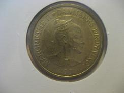 10 Kroner 2001 DENMARK Danemark Coin - Denmark