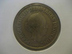 20 Kroner 1990 DENMARK Danemark Coin - Denmark