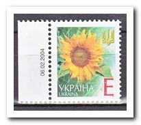 Ukraïne 2001, Postfris MNH, Flowers Year 2004 - Oekraïne