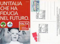 Roma  EUR   2007 - Democratici Di Sinistra - 3^ Assemblea Dei Segretari Di Sezione - - Partiti Politici & Elezioni