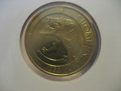 1 M 1993 FINLAND Finlande Coin - Finland