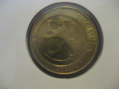 1 M 1994 FINLAND Finlande Coin - Finland