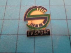Pin510a Pin's Pins / Beau Et Rare : CHAINE DE TELE TV SPORT - Photography