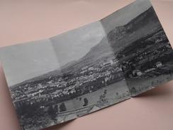 Panorama D'AIX LES BAINS Et Le REVARD ( 3724 - N.D. Phot ) Anno 1905 ( Voir Photo Pour Détail ) ! - Aix Les Bains
