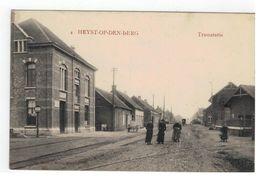 4  HEYST-OP-DEN-BERG    Tramstatie1912  Marcovici - Heist-op-den-Berg