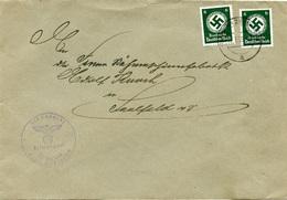 (Lo1301) Brief DR Dienst St. Ranis N. Saalfeld - Deutschland