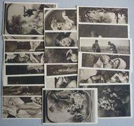 MUSEE DU LOUVRE - LOT 20 CPA EDITION D'ART YVON, PARIS - 5 - 99 Karten
