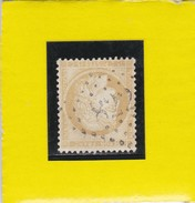 N° 59  GC  822   CETTE  /  HERAULT    REF 1416 - 1871-1875 Ceres
