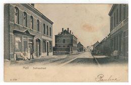Moll   Statiesstraat 1905 A 4928 - Mol