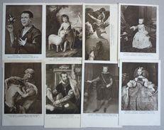 LOT 8 CPA - EDITION KUNSTVERLAG WOLFRUM - WIEN AUSTRIA - 5 - 99 Karten