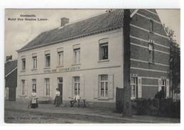 Oostmalle . Hotel Den Gouden Leeuw - Malle