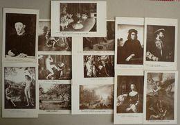 MUSEE DU LOUVRE - LOT 13 CPA , EDITION DES MUSEES NATIONAUX - PARIS - 5 - 99 Karten