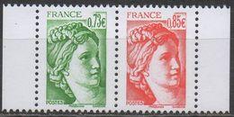 FRANCE   2017__40 Ans De La Sabine De Gandon  N°5183/5184 __NEUF** VOIR SCAN - Francia