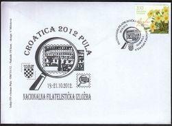 Croatia Pula 2012 / CROATICA, National Philatelic Exhibition / Arena - Croatie