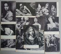 LOT 12 CPA - ROMA, GALLERIA BORGHESE - 5 - 99 Postcards